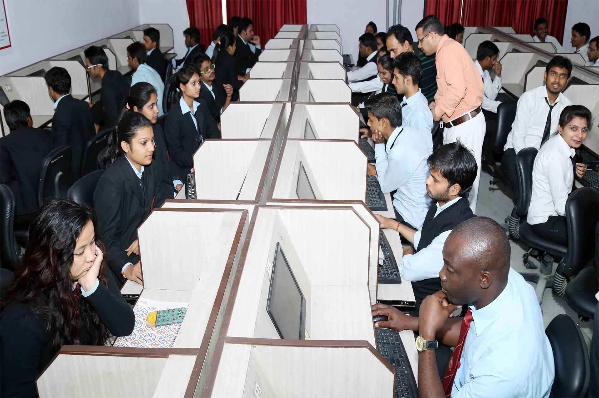 Teerthanker Mahaveer University CCSIT College