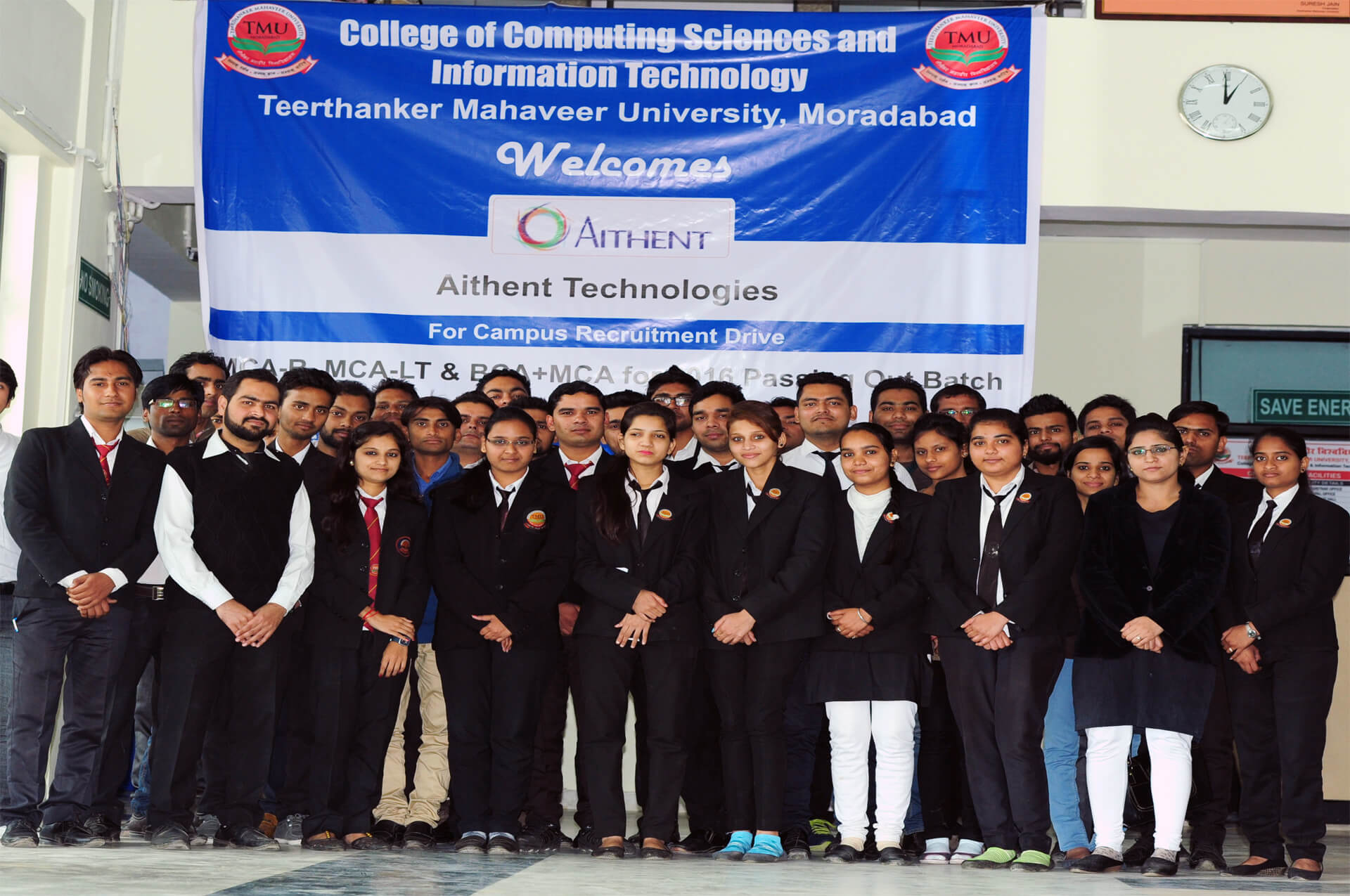 Teerthanker Mahaveer College of computing Science & IT