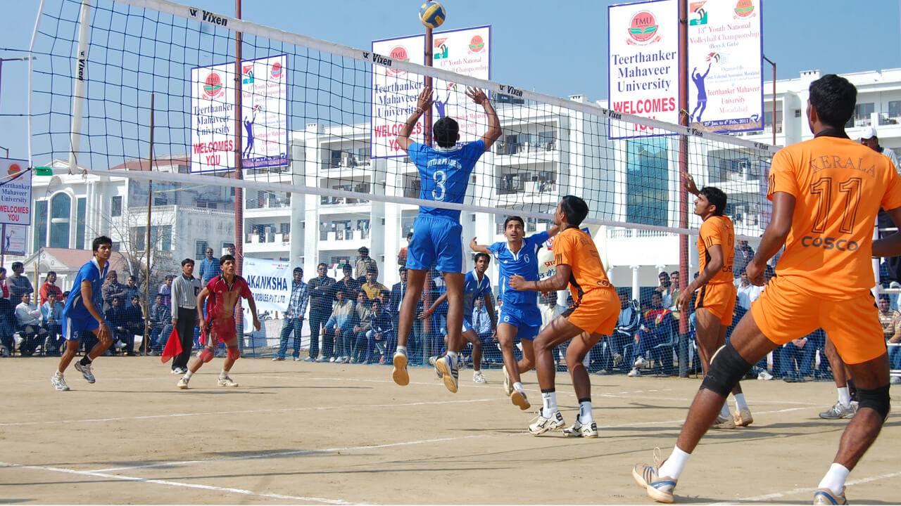 13<sup>th</sup> Youth National Volleyball Championship