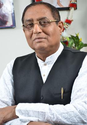 suresh jain, Suresh Jain, Chancellor TMU, Chancellor Teerthanker Mahaveer University