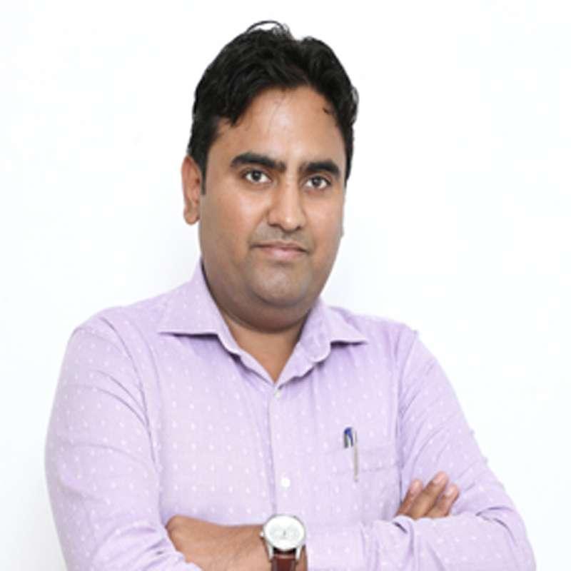 Dr. Shivanshu Gupta, Principal,Paramedical, TMU