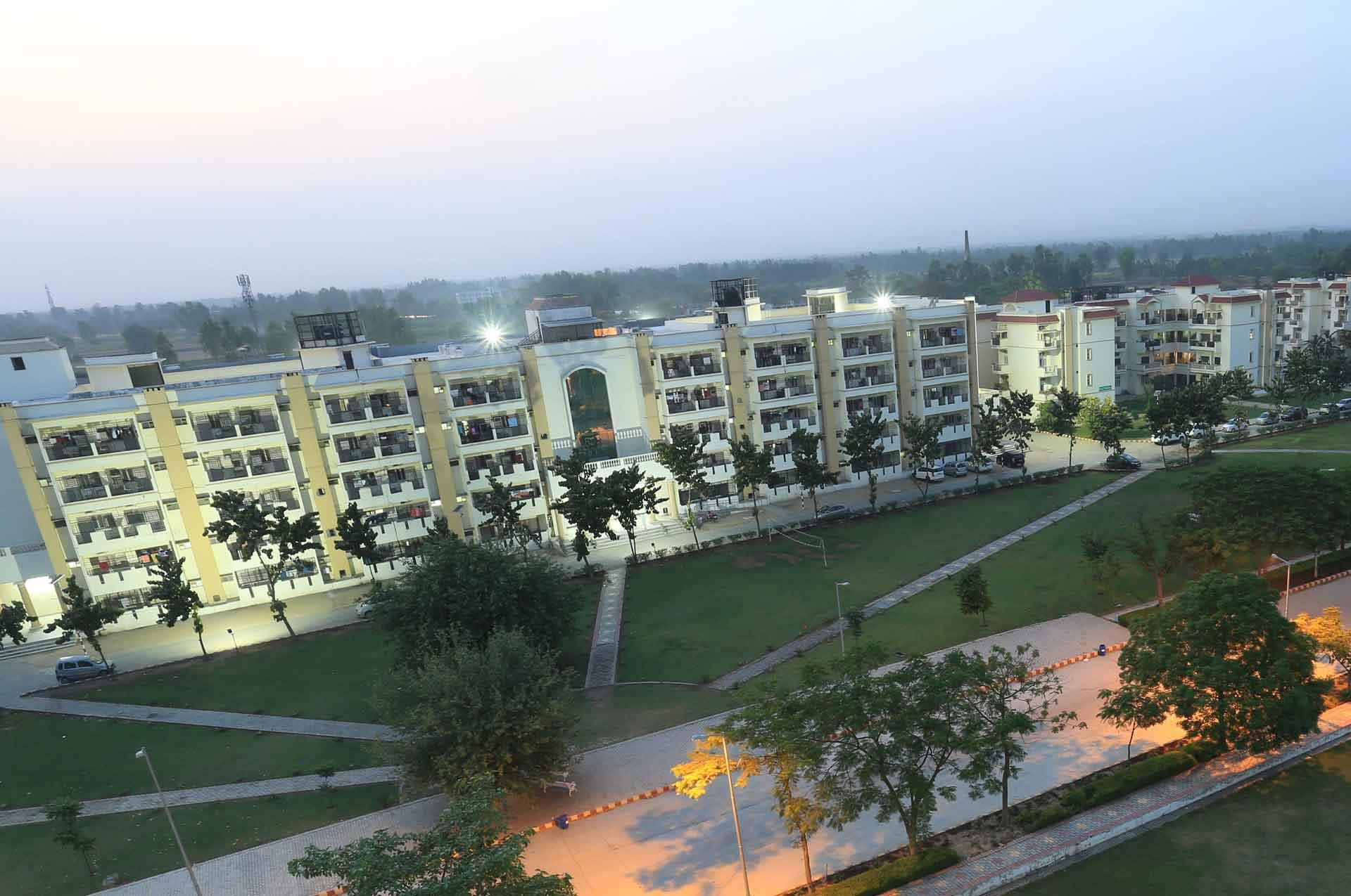 tmu, Teerthanker Mahaveer University