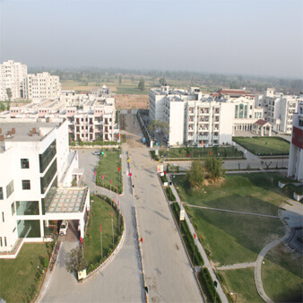 TMU Campus