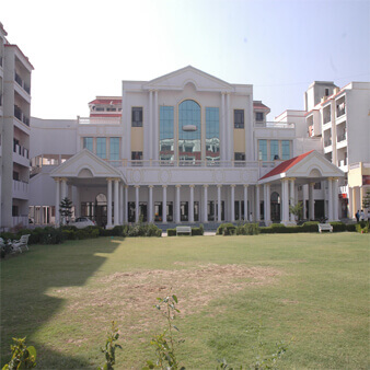 Teerthanker Mahaveer University- One of the best college campus