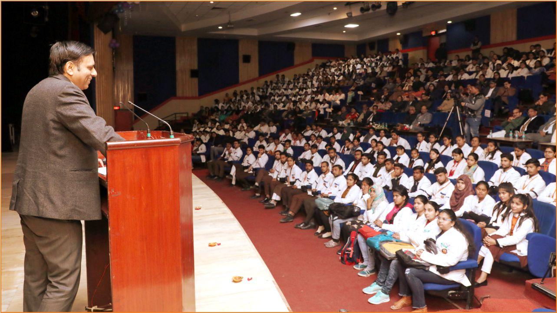 Teerthanker Mahaveer Skill lab Inauguration