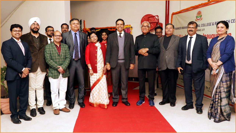 Skill Laboratory Inauguration of TMMC&RC