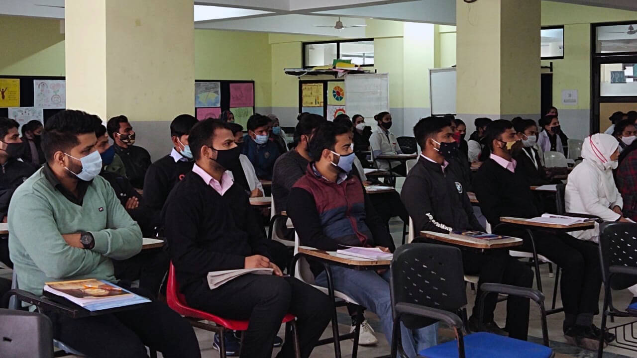 Session on National Educational Policy 2020