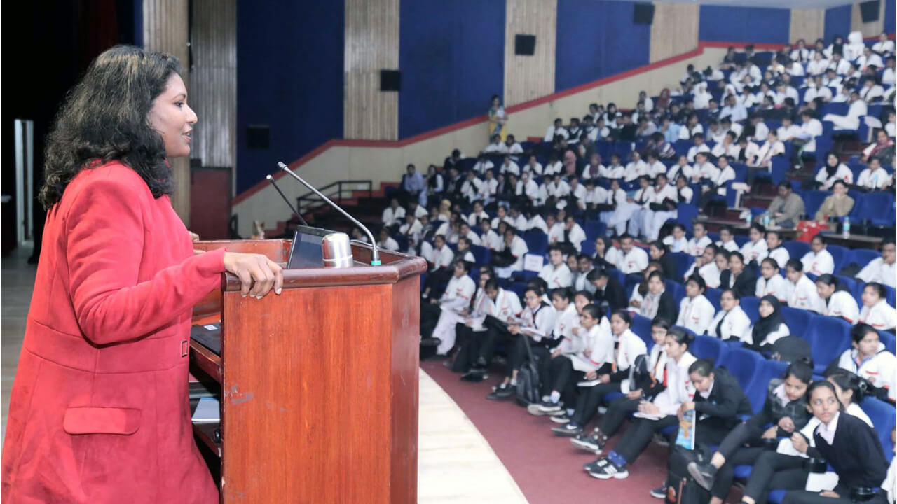 Guest Lecture on Midwifery Model of Care