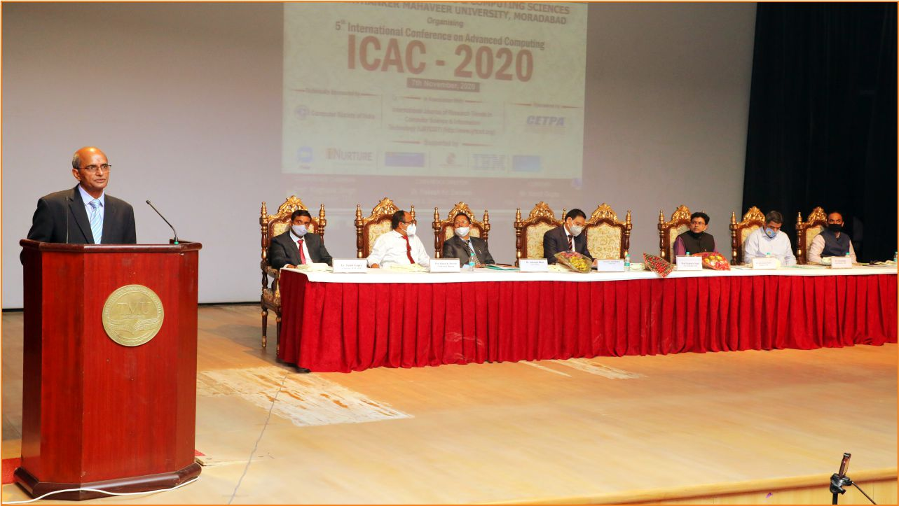 5th International Conference on Advancement Computing (ICAC-2020)