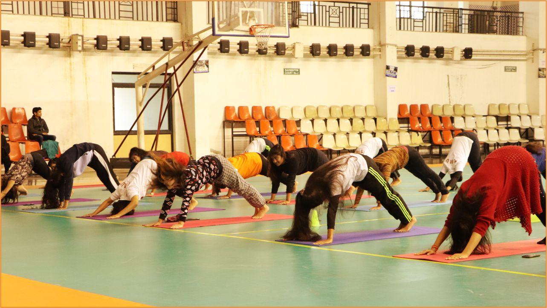Yoga Session 2020