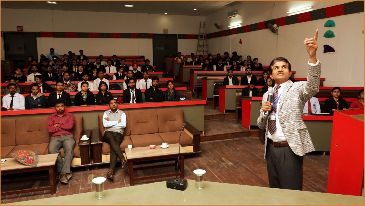 BARC organizes a Career Opportunity Seminar at TMU