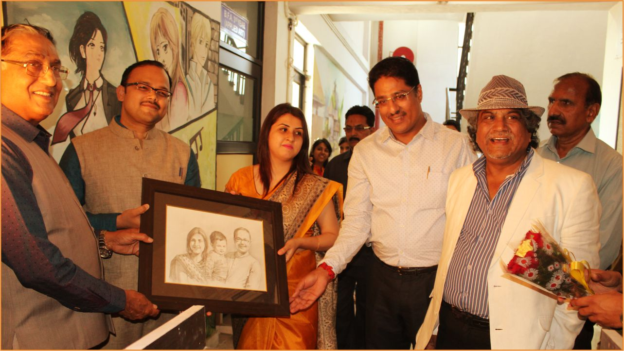 Art Exhibition- Fine Arts College