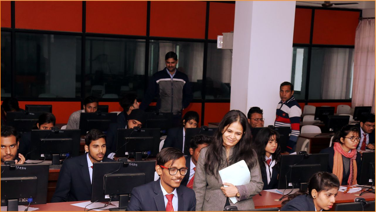 Placement Drive conducted by Wipro