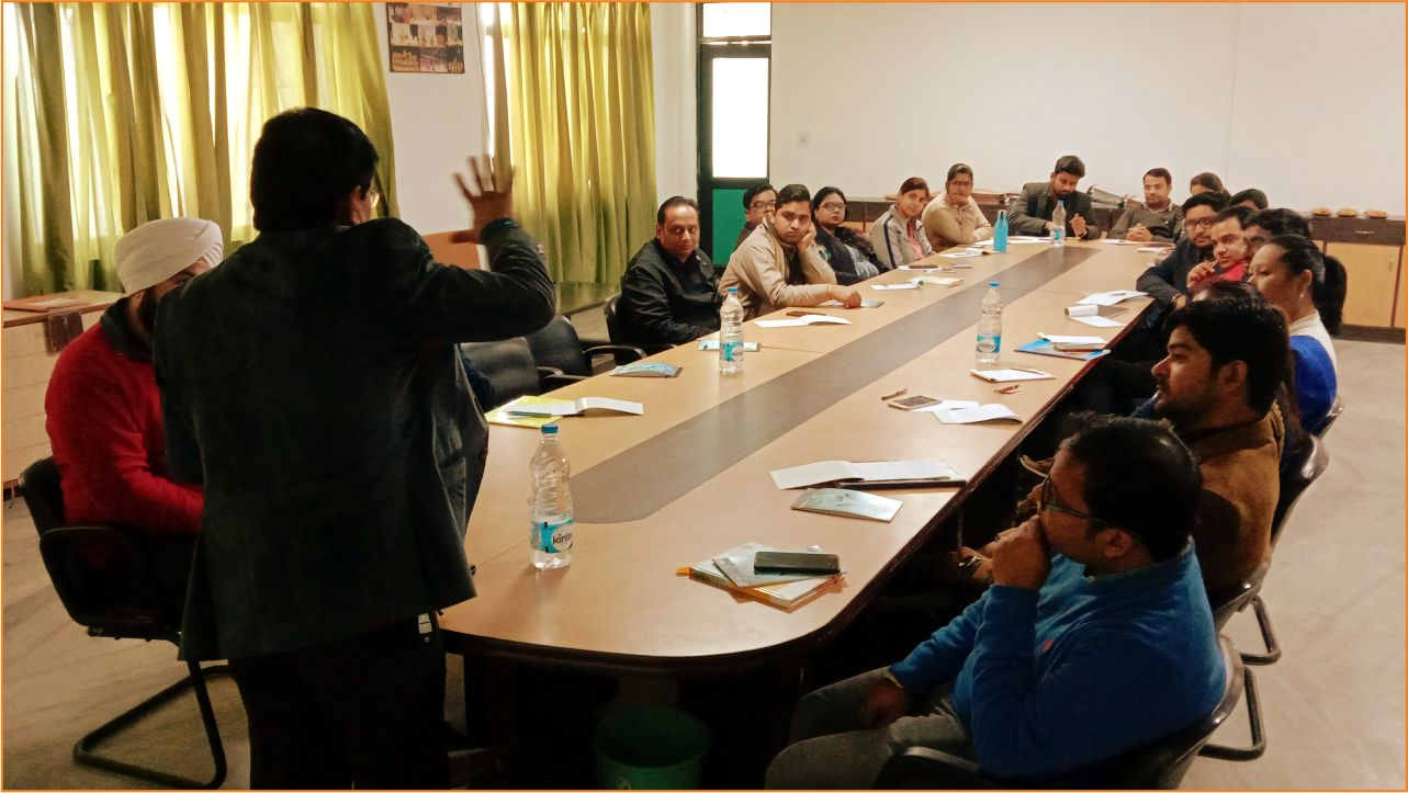 Faculty Development Programme By Centre of training