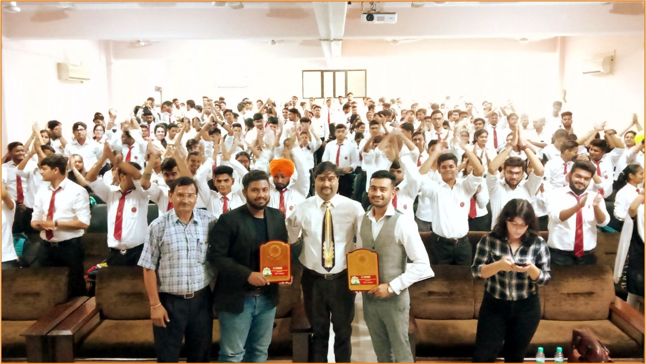 Motivational Workshop by Mr. Ashutosh Pratihas – Salosh Foundation