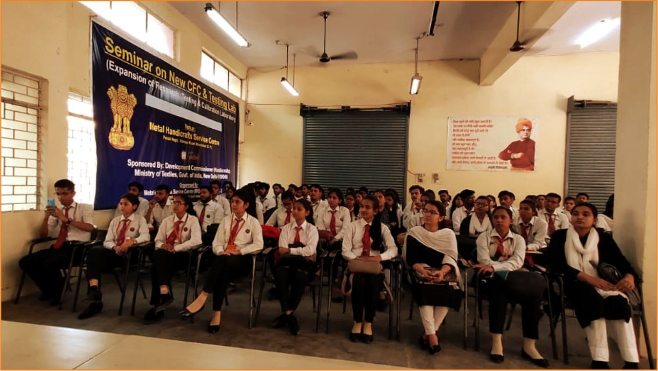 Guest lecture on Handicraft field's policies and career opportunities