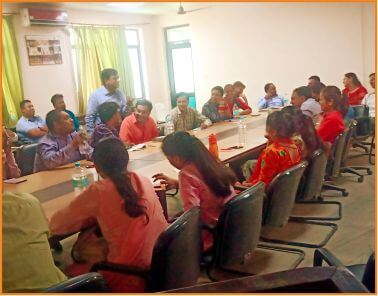 Administrative staff Development Programme- TMU