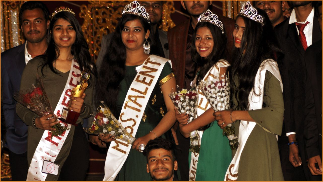 College of Agricultural sciences Fresher's Party