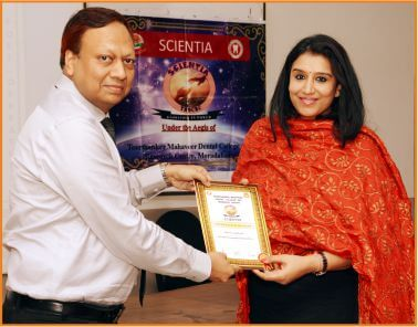 Scientific Forum - TMU Dental College