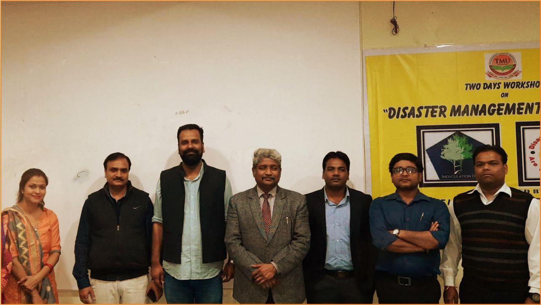Workshop on Disaster Management