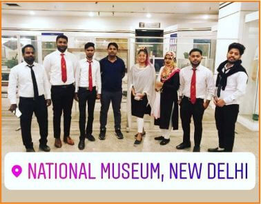 TMU Top Private Law Colleges Educational Trip-