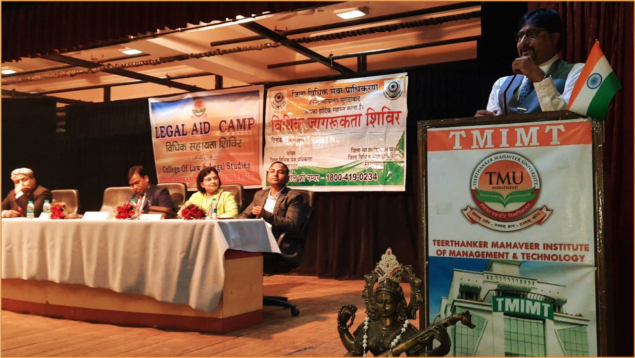 Legal Aid Camp on Constitutional Day