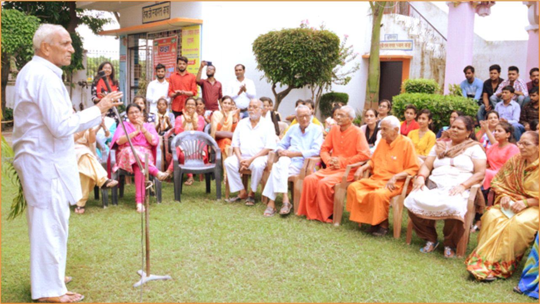 Community Camp on Vanprasth Ashram