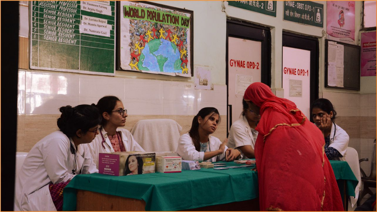 Awareness Talks on the occasion of World Population Day