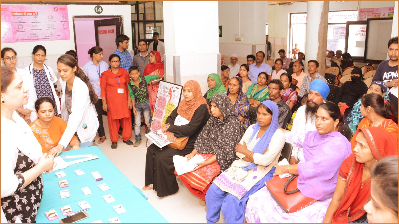 TMMC&RC Awareeness Talk on World Population Day