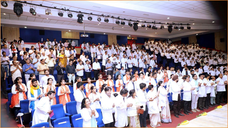 White Coat Ceremony -2019