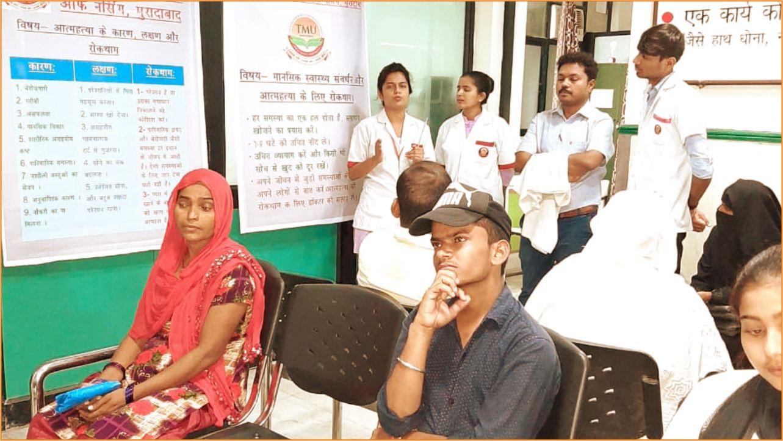 Awareness Program on World Mental Health Day