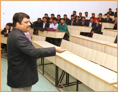 Guest Lecture on Petroleum and Energy Conservation