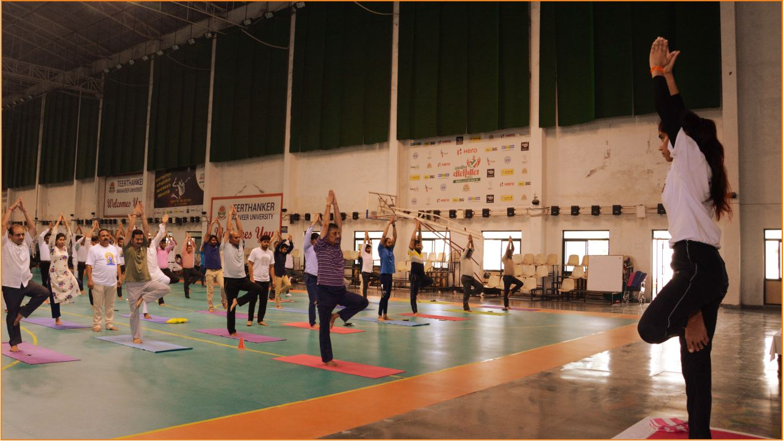 4th International Yoga Day